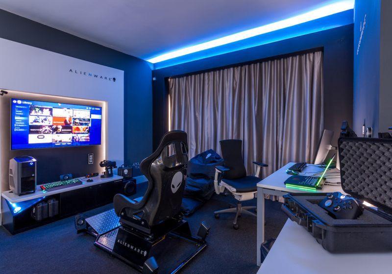 电竞酒店,网咖装修设计,开网吧指导