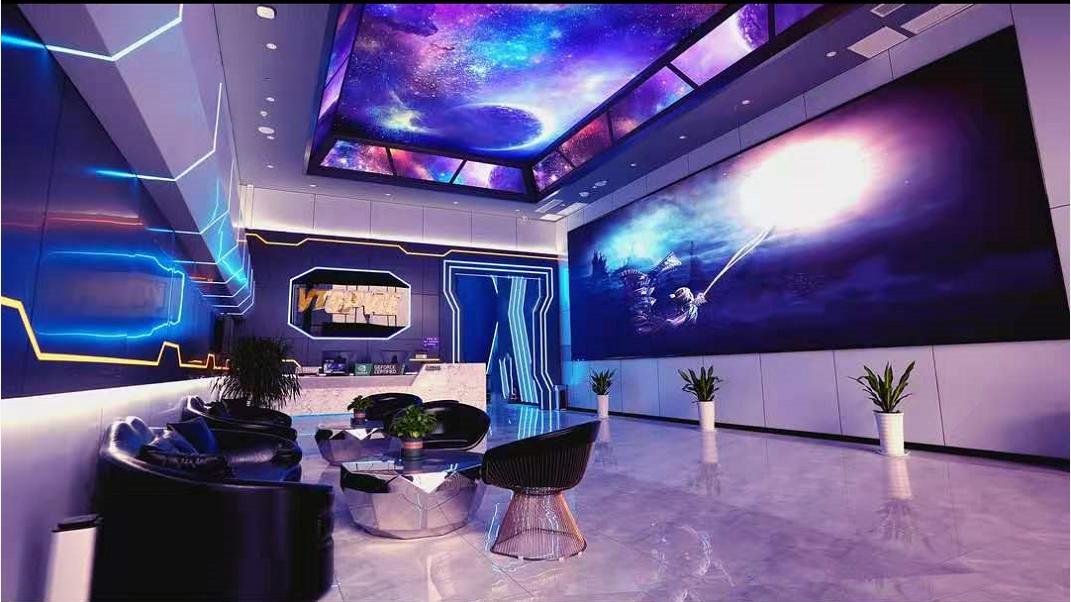 5000平米旗舰店家酒店打造五为一体电竞综合娱乐体